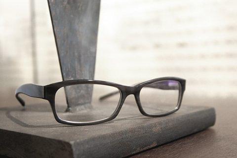Büffelhornbrille der Hauskollektion Twenty Two