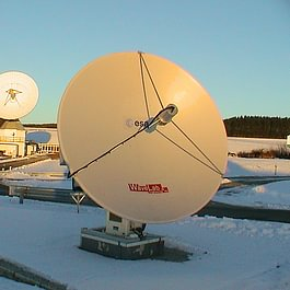 Satelliten-Bodenstation der ESA