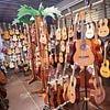 Secteur guitares classiques et ukulélés !