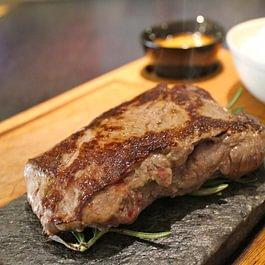 Steak House Martigny Pavé de boeuf