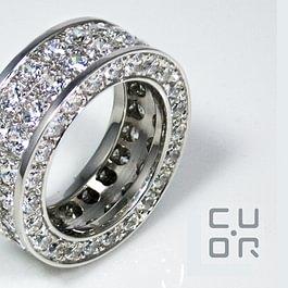 Diamanttrauringe