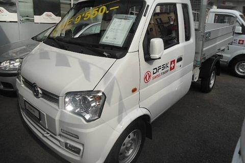 DFSK K01H Mini Van 1.3i con ponte ribaltabile trilaterale