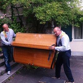 Minimir Transports - Transport de piano à queue