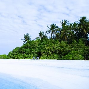 Maldives - plage
