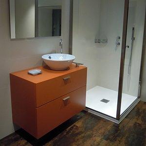 Réalisation sanitaire salle de douche