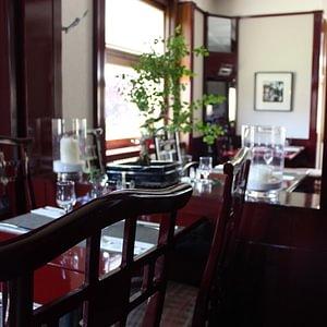 Pavillon de Jade - Monthey - Salle à manger