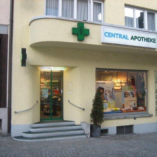 Central Apotheke Horgen