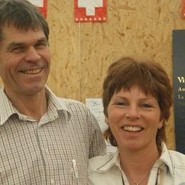 Yves et Elisabeth Granges