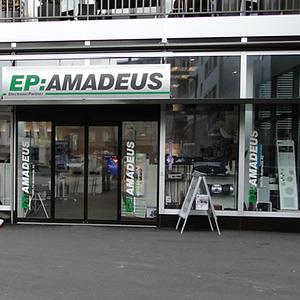 Willkommen bei AMADEUS, ihr Spezialist im Berner Oberland