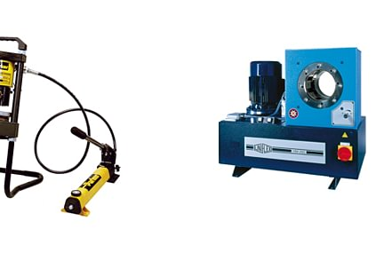 Rohr- und Schlauchmontage Maschinen