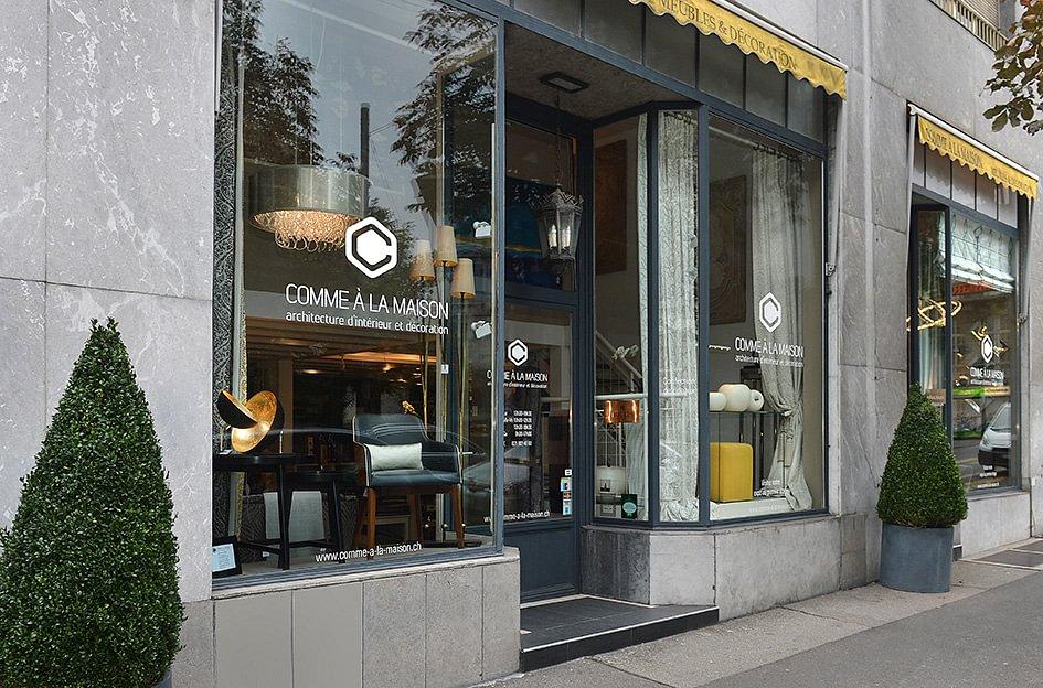 Comme à la Maison décoration in Lausanne - Adresse & Öffnungszeiten ...