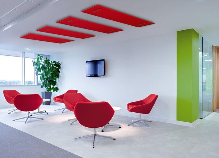Solution acoustique et mobilier de bureau