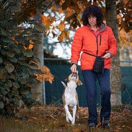 Expertin für Hunde mit Problemen