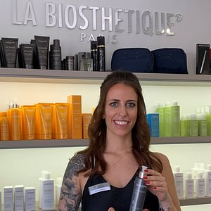 Thermo flat la Biosthétique. Nadin s Favorit