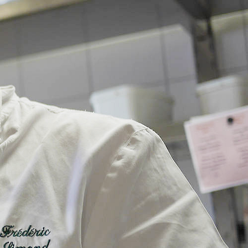 Le Chef Frédéric Simond
