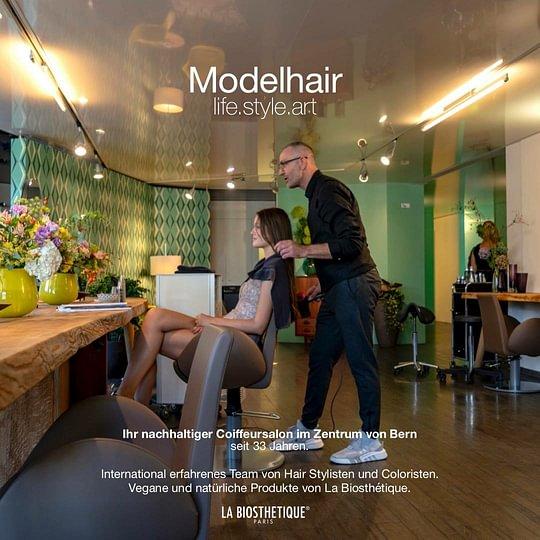 Coiffure Model Hair