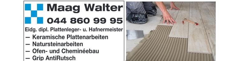 Maag Walter
