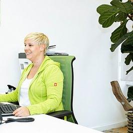 Linda Seidner, medizinische Praxisassistentin