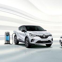 Garage du Crêt - Renault Captur + Clio E-TECH