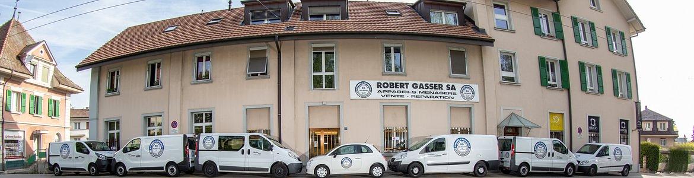 Robert Gasser SA