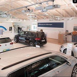 Garage Turnheer AG, Diepoldsau - Showroom