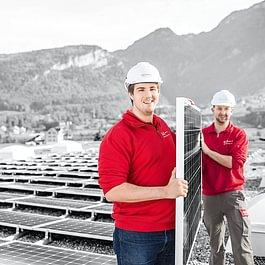 EWS-Photovoltaik