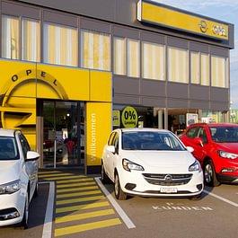 Ihr Opel Händler in der Region