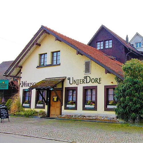 Wirtschaft Unterdorf