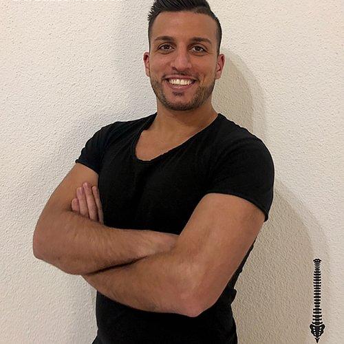 Physio a domicilio, Diepoldsau - Physiotherapeut Fabio Di Rosa