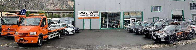 Naf Automobiles SA
