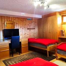 "Chambre triple/Dreibettzimmer/Triple room ""Rogneux"""