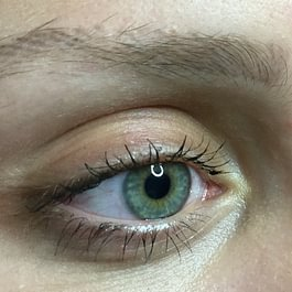 Maquillage permanent des sourcils 3 AVANT