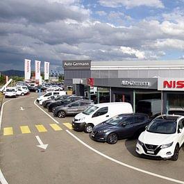 Nissan Personenwagen und Nutzfahrzeuge