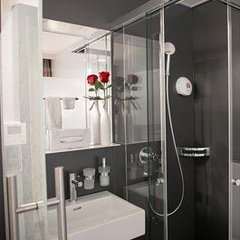 Bad Einzelzimmer