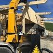 Aufrichten von landwirtschaftlichen Holzbauten