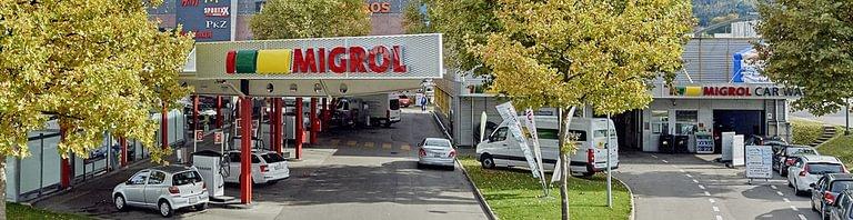 Auto Kohler AG Migrol Shoppyland
