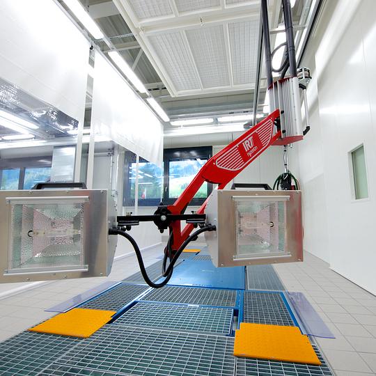Forellensee-Garage AG - Werkstatt