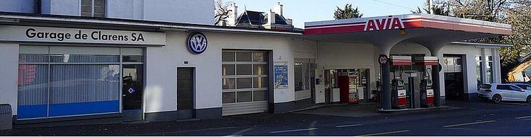 Garage de Clarens SA