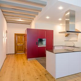 """Küche im Haus """"Zum tiefen Keller"""""""