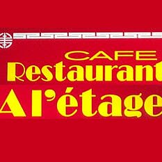 logo restaurant indien lausanne A l'etage