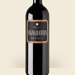 Vigna d'Antan 2015, Medaglia d'Oro e miglior assemblaggio rosso svizzero al Grand Prix des vins suisses!
