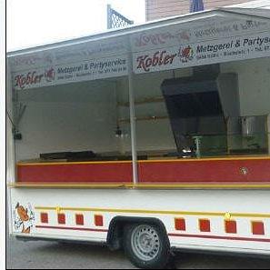 Kobler Metzgerei GmbH, Rüthi - Grillwagen