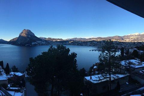 Moderno 3,5 loc. in esclusiva e ricercata zona residenziale a Lugano Castagnola