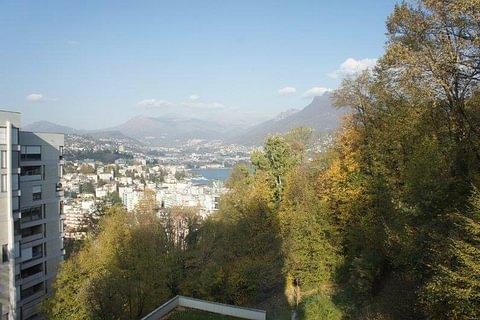 Lugano Pazzallo: 3,5 loc. vista lago