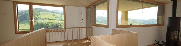 Amrhein AG Fensterbau - Schreinerei