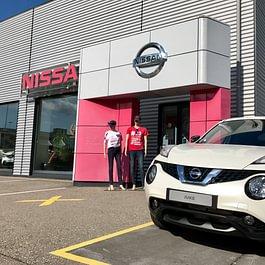 Nissan Juke 1.2 DIG-T 115PS 6MT