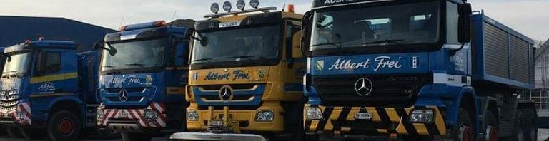 Albert Frei Transporte AG