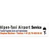 Alpentaxi-Airport/Service