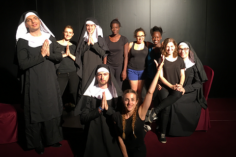 Cours adultes du jeudi week-end  « Sister Act »