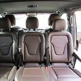 Mercedes V-Class 7 places *****